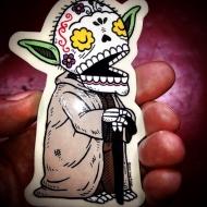 custom-diecut-yoda-sticker