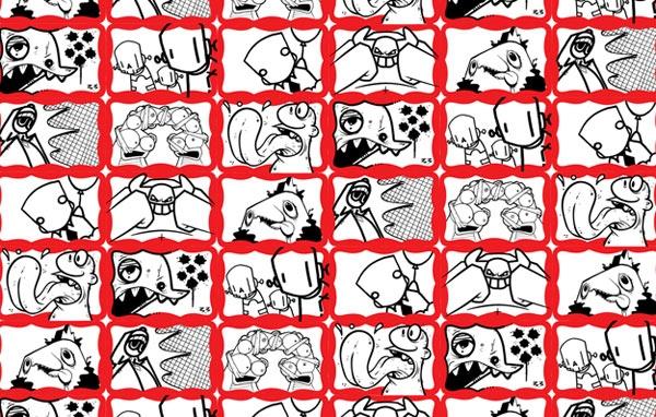 outdoor-stickers-by-rwk-el-toro-sloth-nosego-ticky-josh-uwp-bob-will-reign