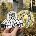 happy_camper_nature_sticker