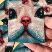 casey-weldon-stickers-cat-skull-nose