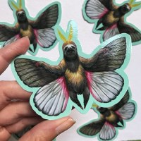 casey-weldon-stickers-sloth-moth