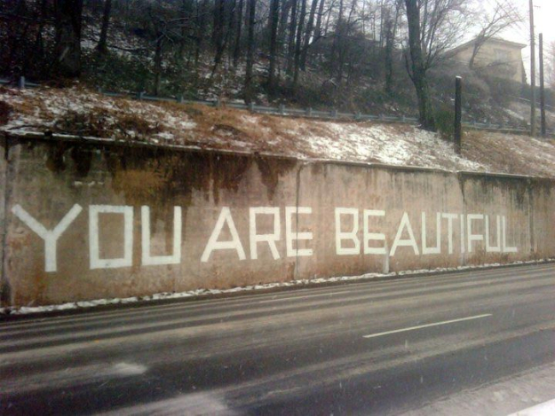 interview with the creator of the  u0026quot you are beautiful
