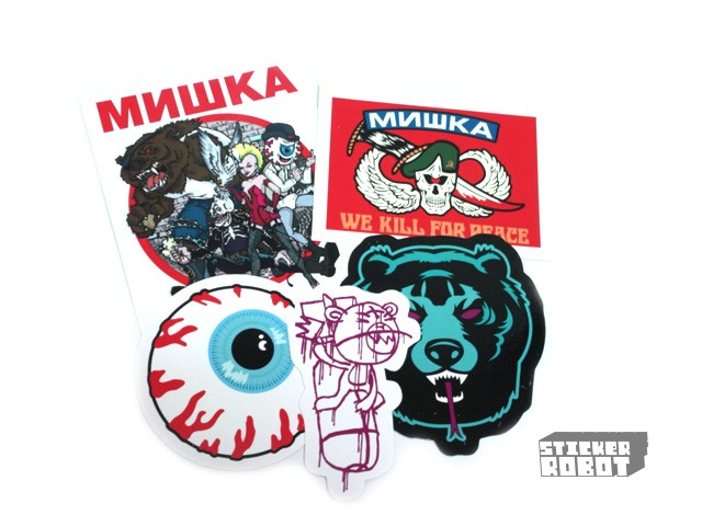 we heart mishka