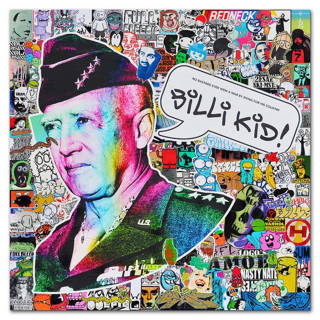 billi kid sticker combo