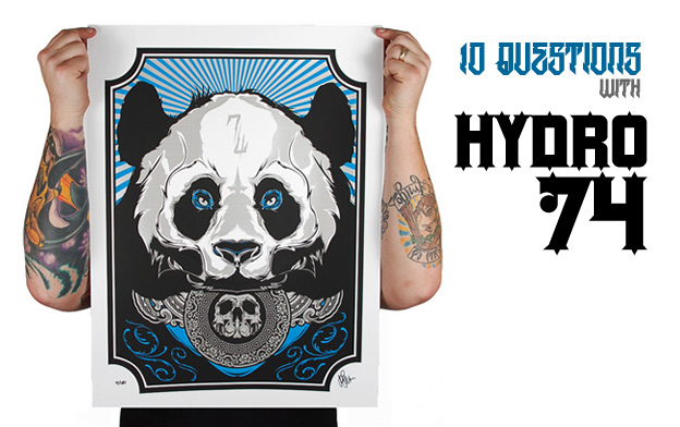 interview with hydro 74 - joshua smith