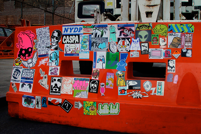 outdoor sticker printing combo in new york