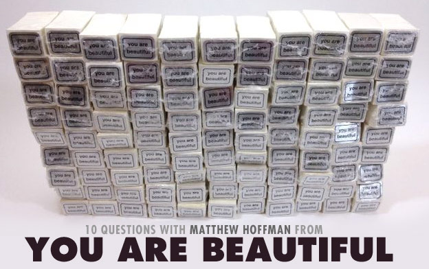 you are beautiful sticker campaign interview