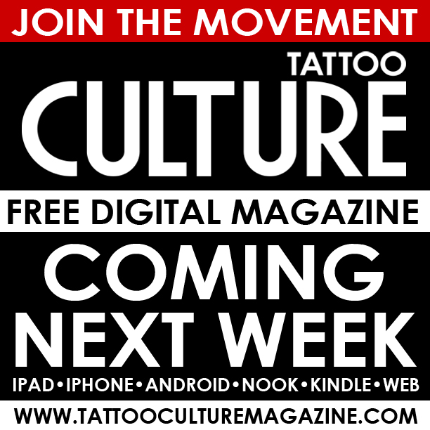 tattoo magazine stickers