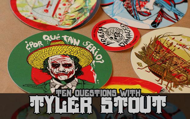 Sticker interview