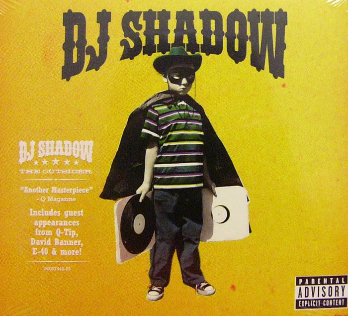 Dj stickers turntable shadow insect