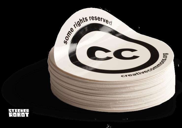 Custom stickers round stickers