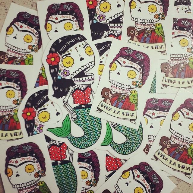 Jose pullido custom stickers