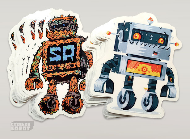 Custom stickerobot sticker packs 2 1