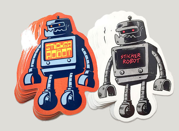 Custom stickerobot sticker packs 6 1 1