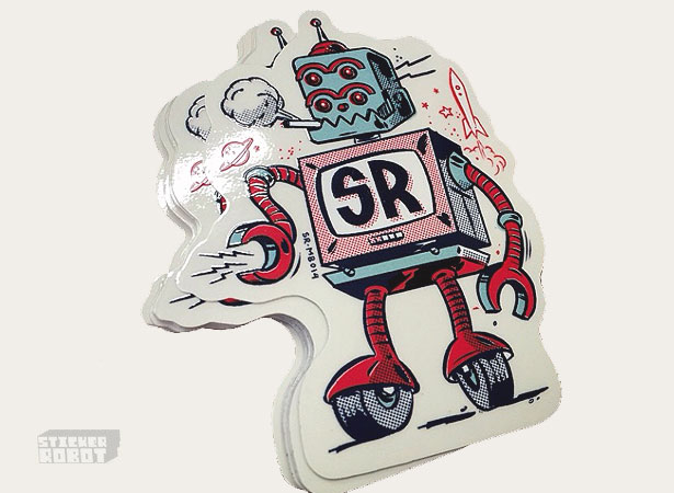Custom stickerobot sticker packs 8