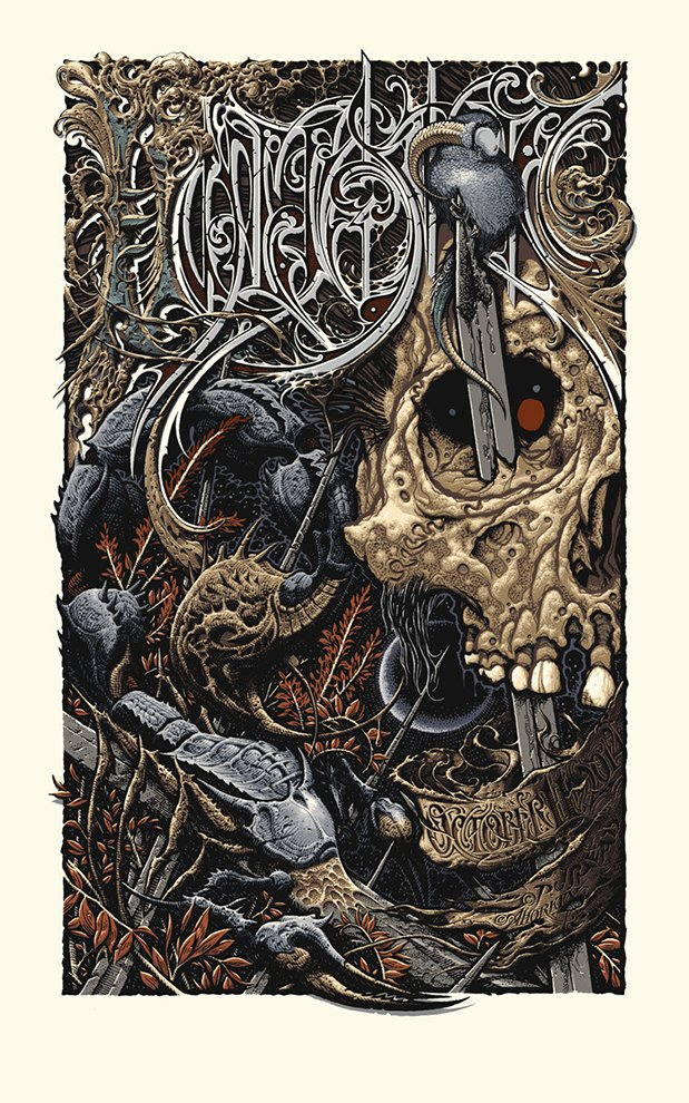 Aaron Horkey Poster Artist