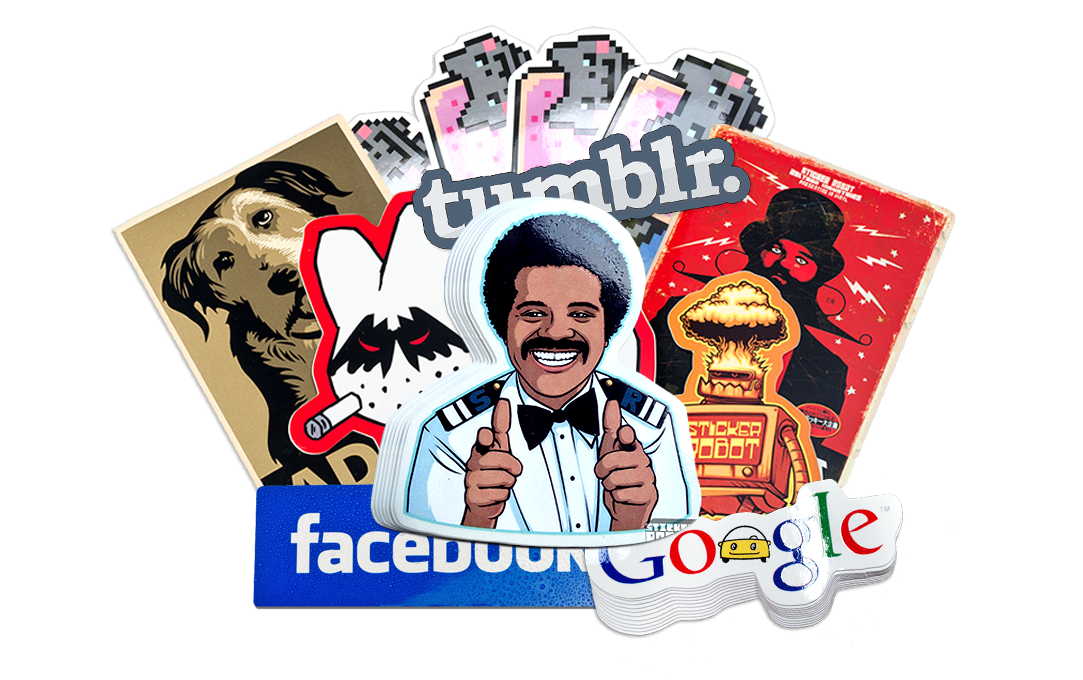 Custom Sticker Samples