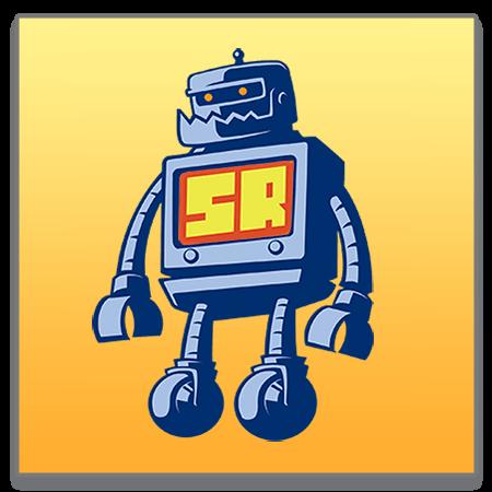 Square Stickers Icon