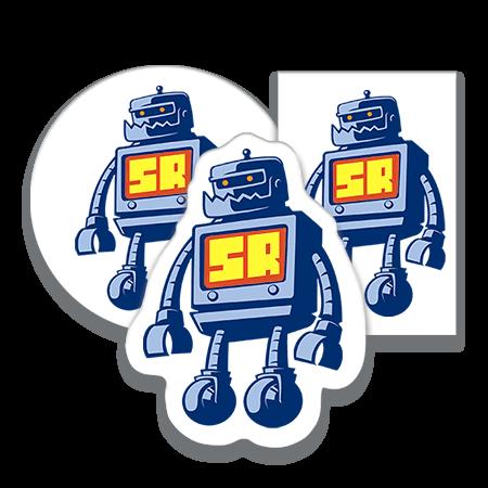 Sticker Samples