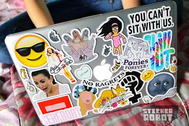 custom-laptop-sticker-printing