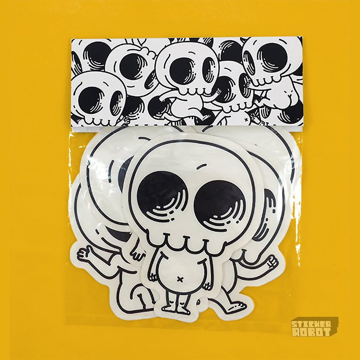 Mike-Mitchell-Skull-Sticker-Pack