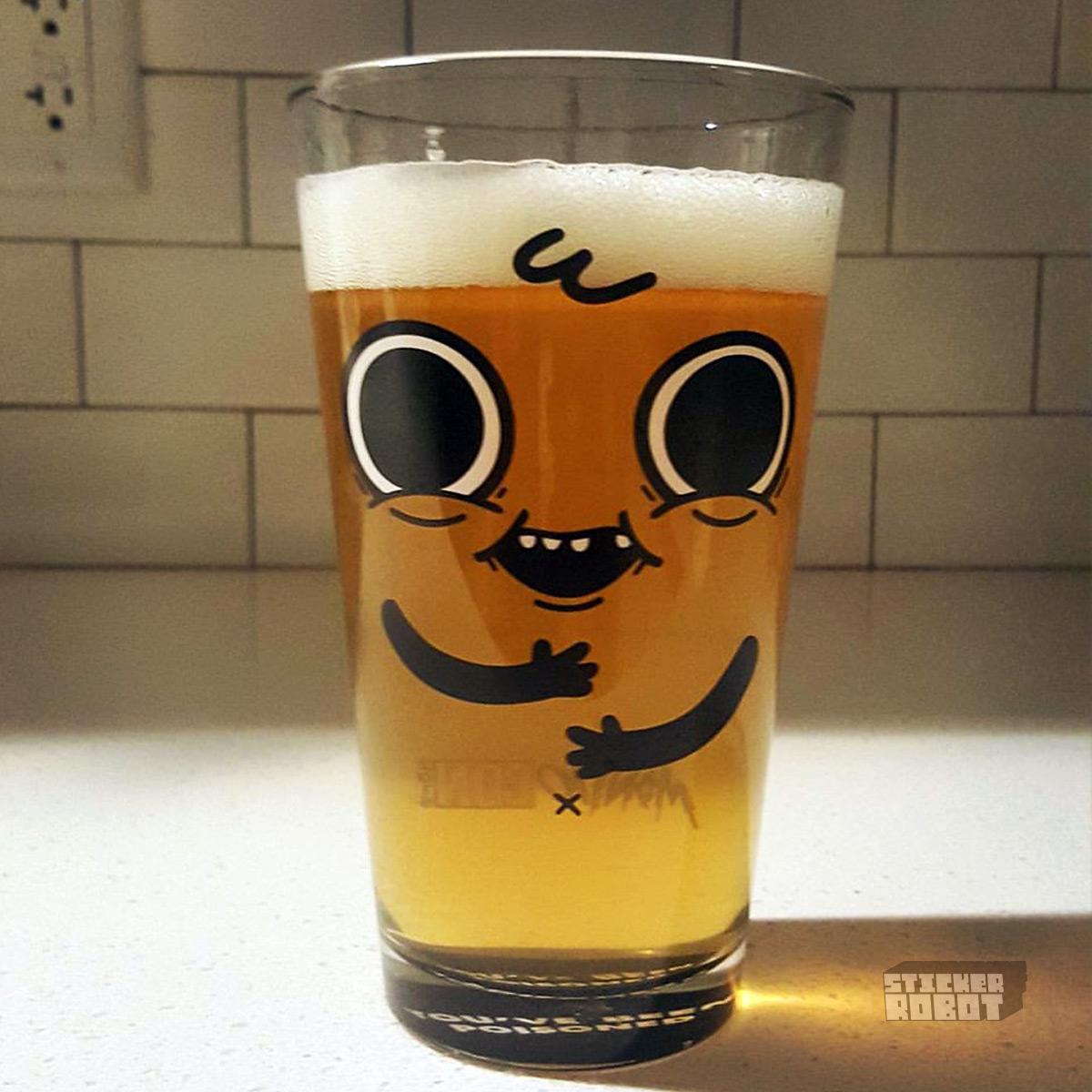 Mike Mitchell Mondo Beer Mug