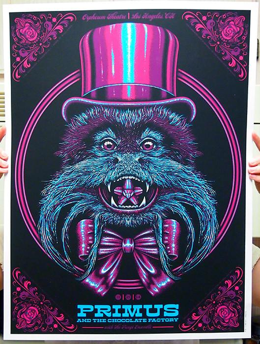 Primus by Todd Slater